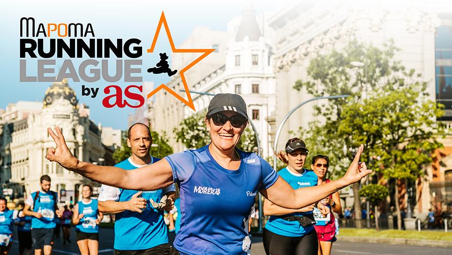 ¡No te detengas ahora! Nuevos retos de la Mapoma Running League te esperan