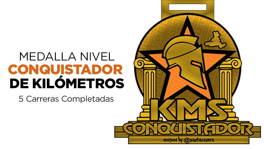 Primera medalla de la Mapoma Running League by AS
