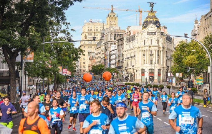 Running, diversión y solidaridad en Madrid Corre por Madrid