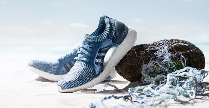Adidas contribuye a un mundo sin plásticos