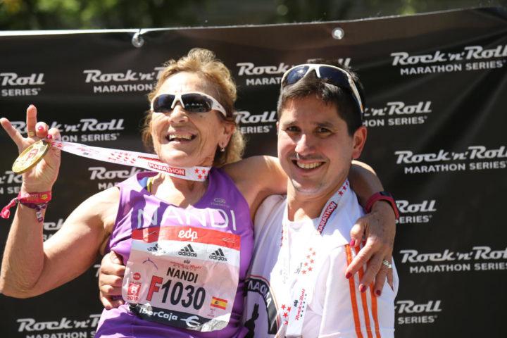 Conociendo a los Mapoma Runners: Los Casquero
